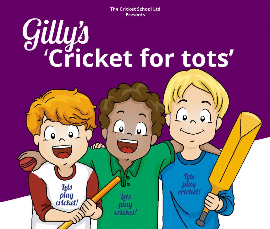 Cricket for 4-8yr olds at bingley CC